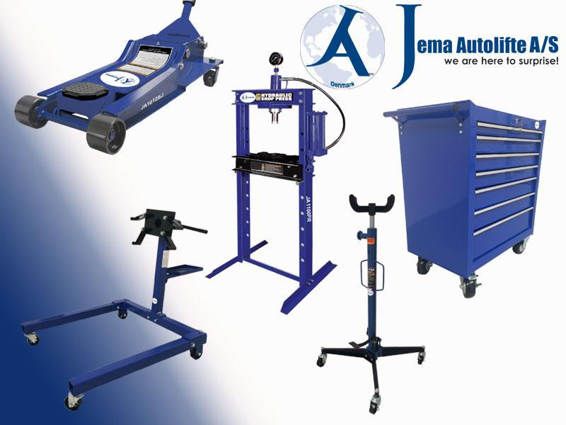 Jema Pontse Garage Equipment